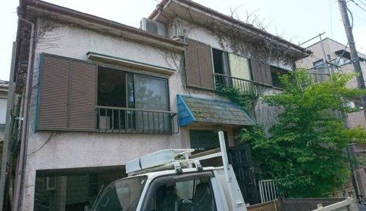 埼玉県さいたま市見沼区 木造2階建て家屋を解体した事例