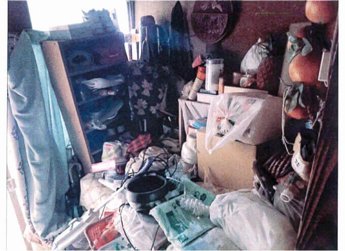 室内残置物