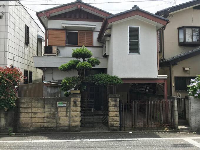 東京都小金井市のお家