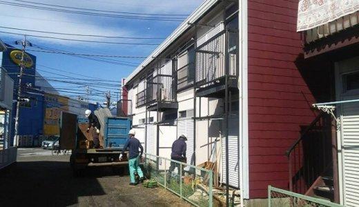 神奈川県厚木市 鉄骨造2階建ての解体事例