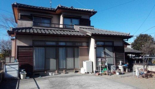 埼玉県熊谷市 木造2階建て30坪と木造平屋11坪の解体事例