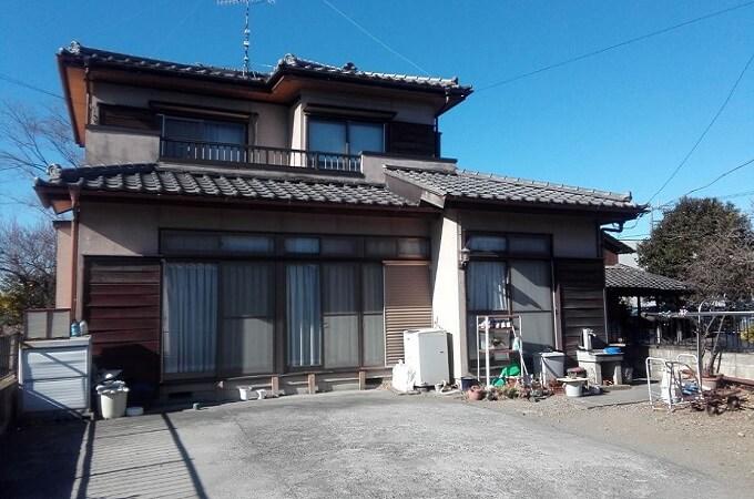 熊谷市 解体事例