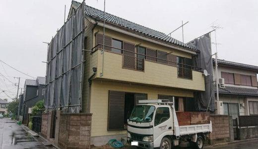 埼玉県朝霞市 35坪木造2階建ての解体事例