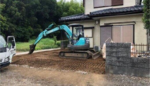 千葉県柏市で行われた木造家屋36坪の解体工事と坪単価相場