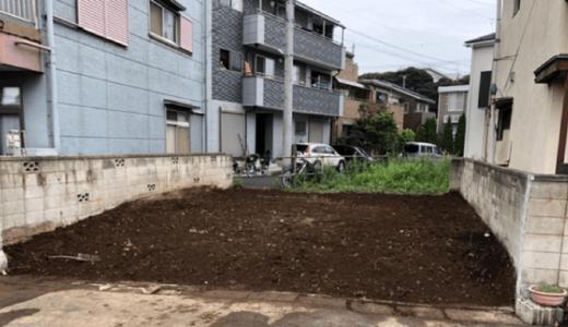 埼玉県川口市で行った木造住宅20坪の解体工事事例と坪単価相場