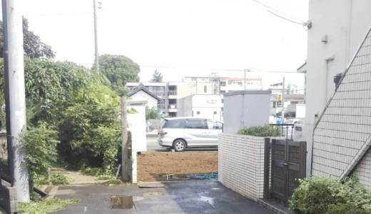 東京都武蔵野市における坪単価相場と木造住宅43.5坪の解体工事例