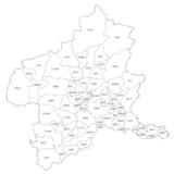 群馬県地図