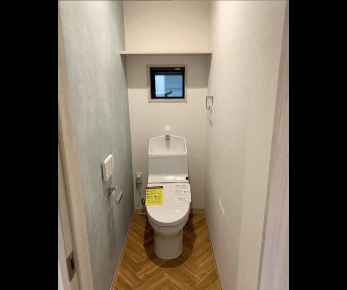 トイレアクセント