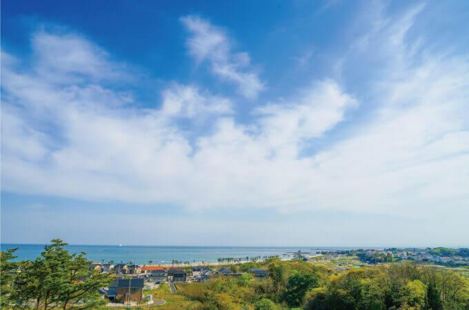 宮城郡七ヶ浜町の風景