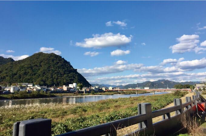 たつの市の風景