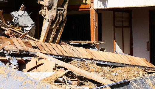 20坪の家の解体費用を見積り例とセットで解説